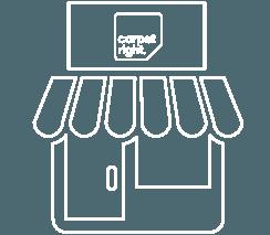 Carpet Right store illustration