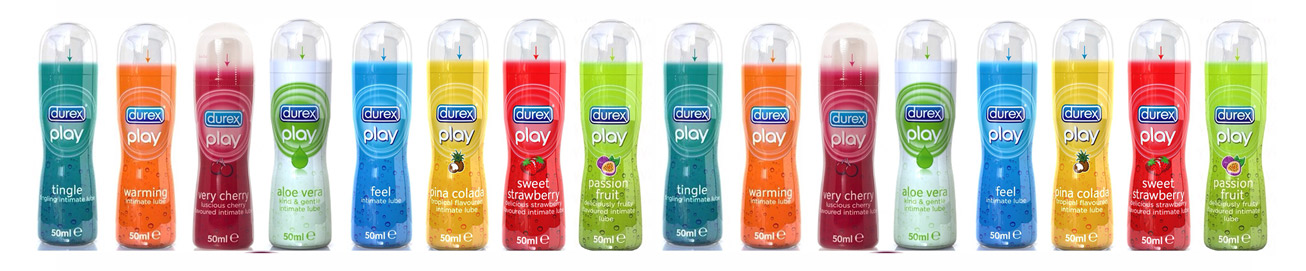 Durex Play range