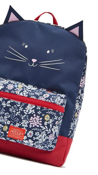Joules Cat Bag