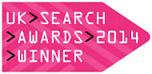 UK Search awards Winners 2014