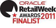 Retail Week Awards Finalist 2011