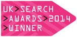 UK Search awards Winners 2014