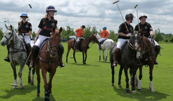 The Summit Polo Cup 2012 and the Ancient Greek Olympic Games