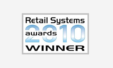 Carpetright & Summit win 2010 Retail Systems award