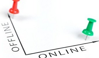 Should online marketing go it alone?