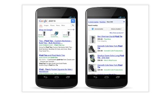 Product Listing Ads to be eligible for Smartphones