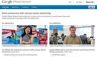 Google retires its Affiliate Network