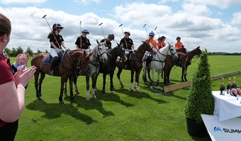 The Summit Polo Cup 2013