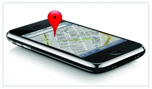 Location targeting on mobile