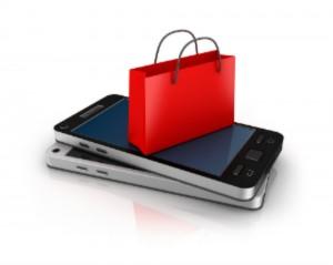 Shopping via mobile