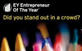 Ernest and Young Entrepreneur of the Year Award