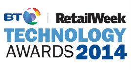 Summit and Argos shortlisted for the BT Retail Week Technology Awards 2014