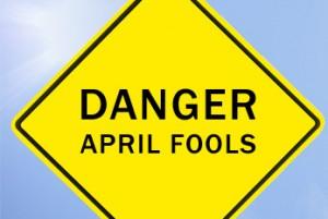 Retailers jump on the April Fools bandwagon