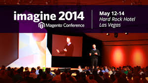 Magento Imagine conference May 2014