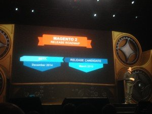Magento Imagine conference 2014