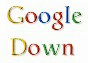 Google down: search engine giant suffers technical difficulties