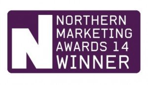 Summit Northern Marketing Awards Winner 2014