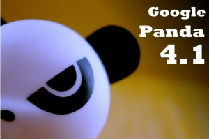 Google Panda 4.1 algorithm update: what it means for you