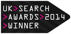 Summit and Argos winners at UK Search Awards 2014