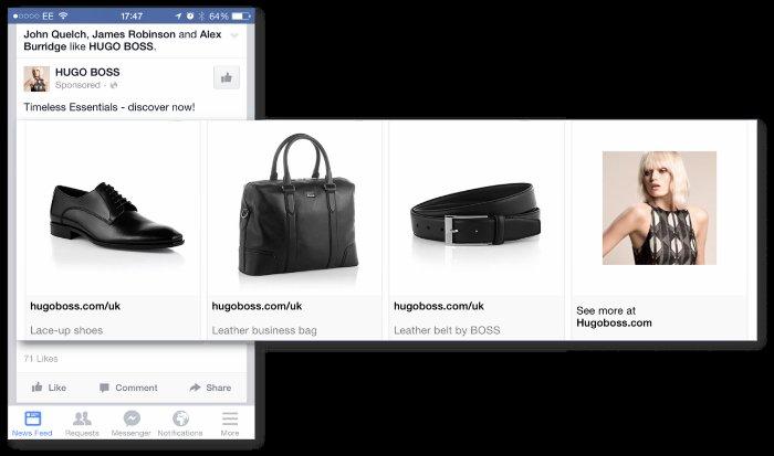 Facebook PLAs