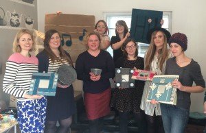 Carpetright crafting event