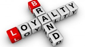 Customer loyalty?