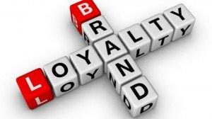 Customer loyalty?