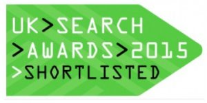 UK Search Awards shortlist