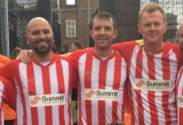 Summit Football Ecommerce Cup Team