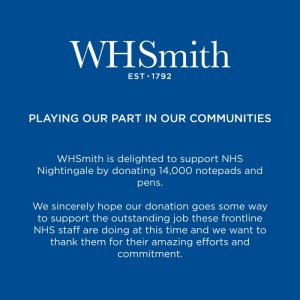 WHSmith COVID19