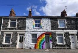 Rainbow House Wales